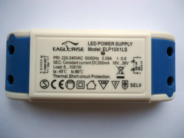 EAGLERISE ELP2x3LS LED DRIVER CONSTANT CURRENT