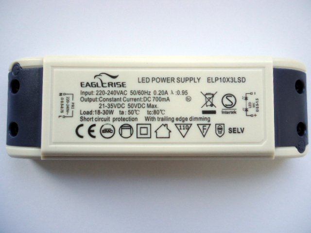 EAGLERISE ELP10X3LSD LED DRIVER CONSTANT CURRENT (DISCONTINUED)