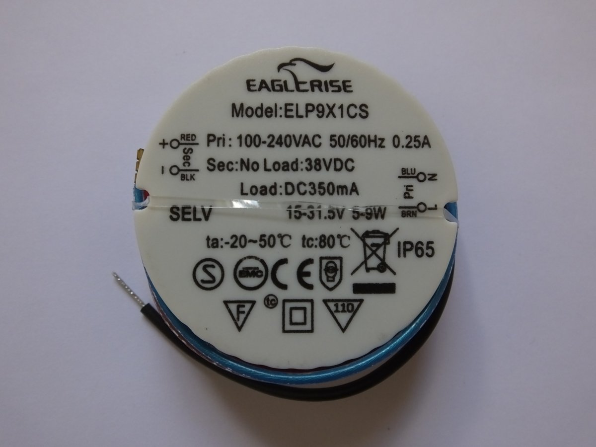 ANCHORN AET-3202CT 60w ELECTRONIC TRANSFORMER