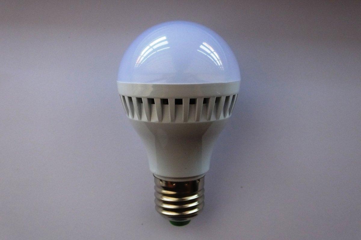 E27 4w 240v LED SENSOR BULB