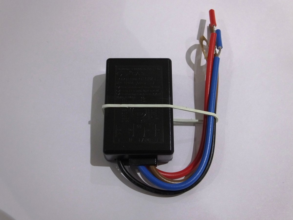 HOPESTAR CA-3 120v LED TOUCH SENSOR DIMMER