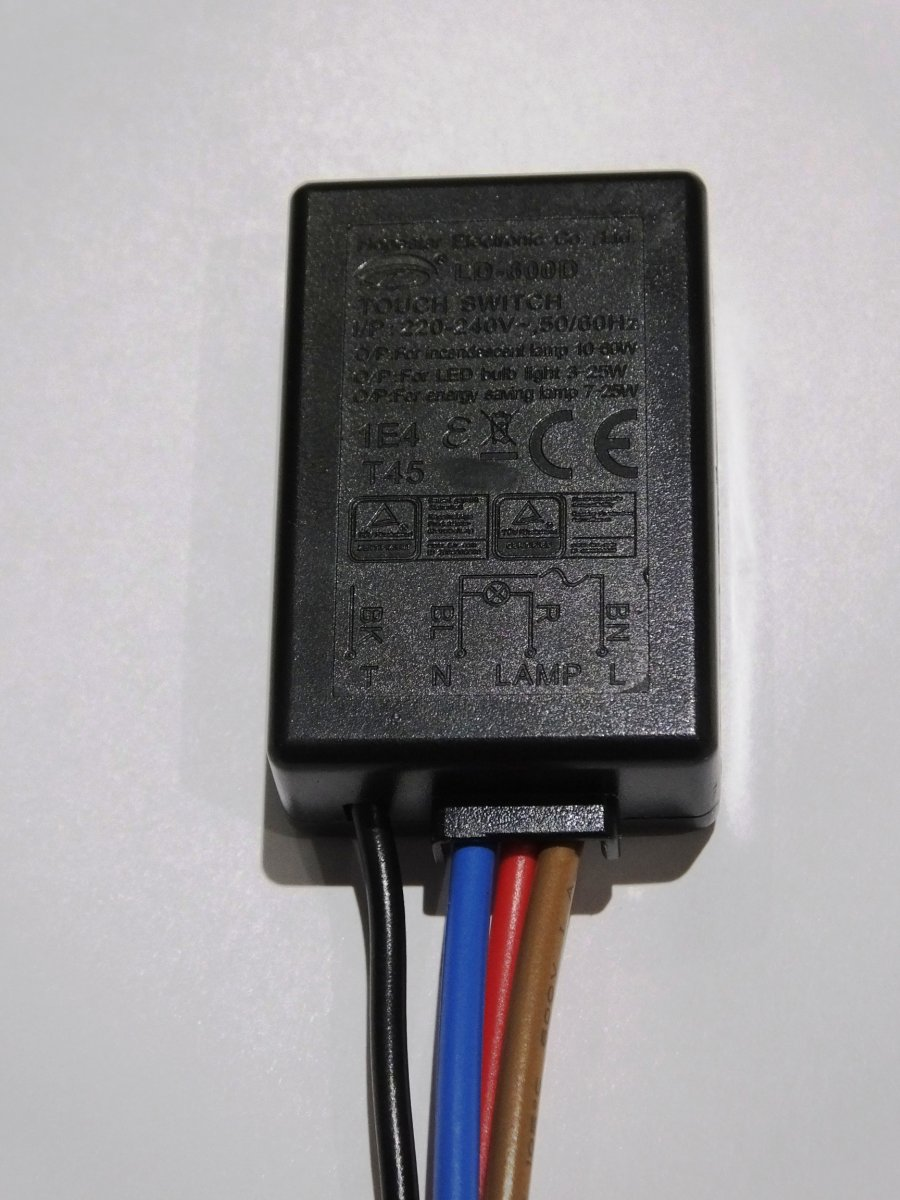 HOPESTAR LT-110 120v 105w ELECTRONIC TRANSFORMER