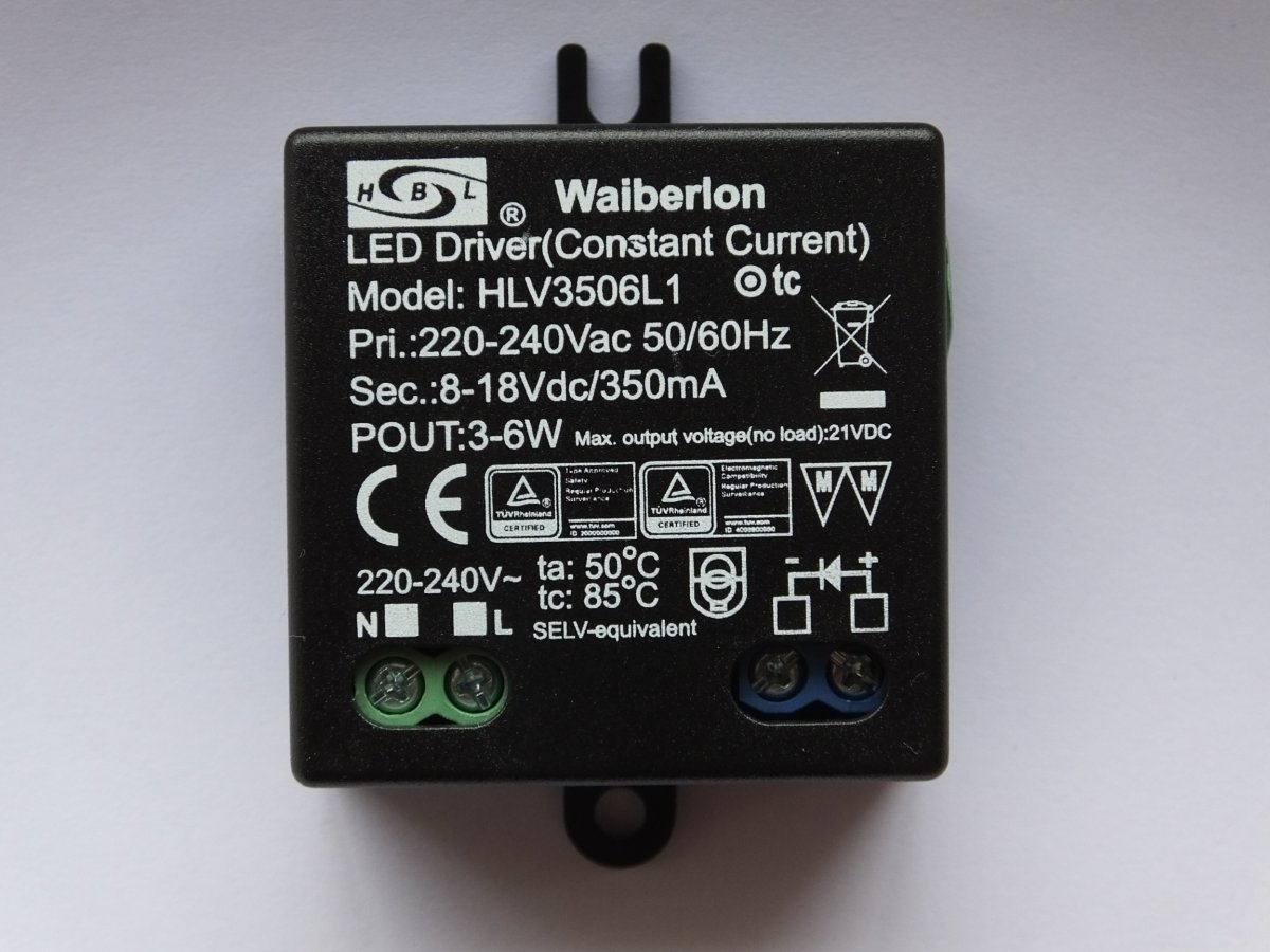 HUIBOLONG HLV3506L1 CONSTANT CURRENT LED DRIVER