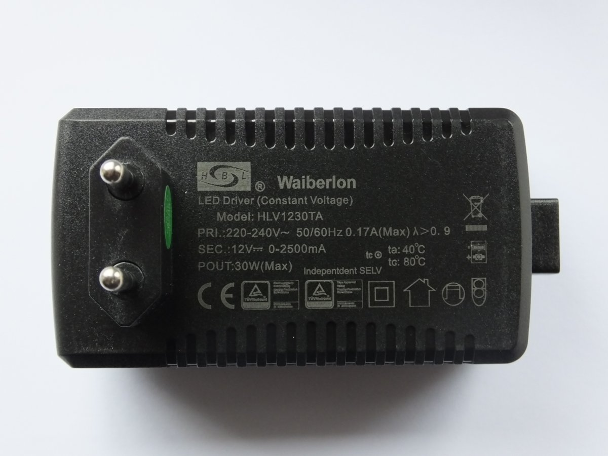 HUIBOLONG HLV3503BS LED PLUG IN DRIVER