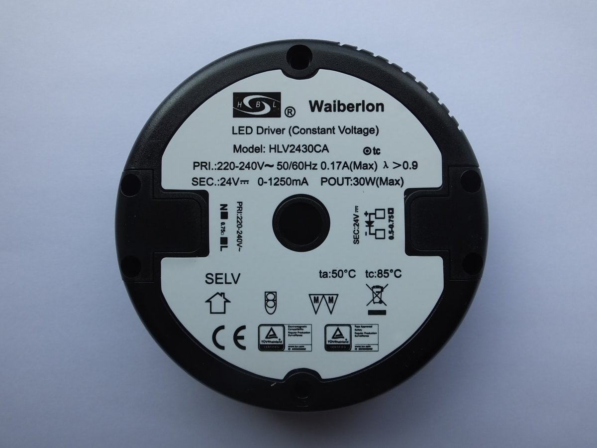 WAIBERLON HLV7045L1 CONSTANT CURRENT LED DRIVER