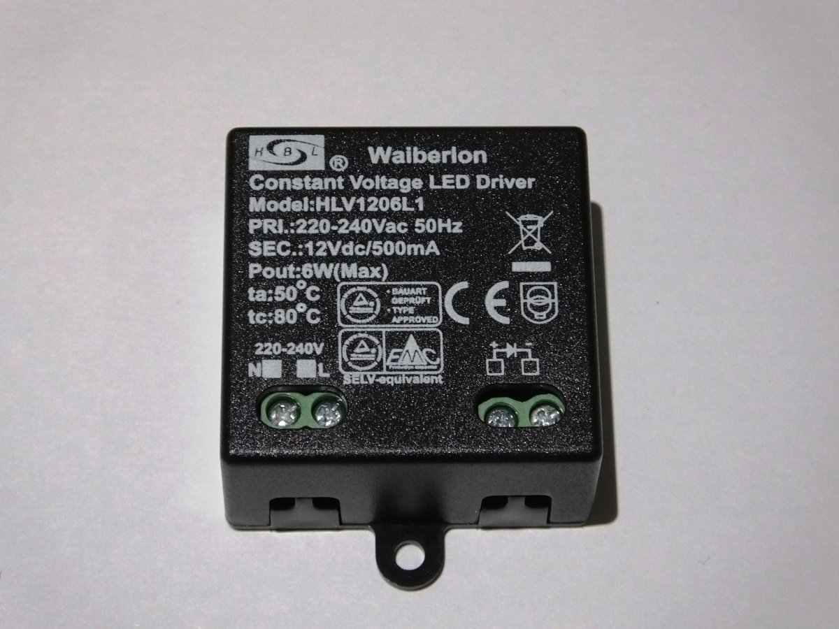 HUIBOLONG HLV1206L1 CONSTANT VOLTAGE LED DRIVER