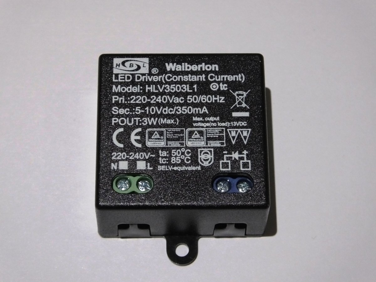 HUIBOLONG HLV3503L1 CONSTANT CURRENT LED DRIVER