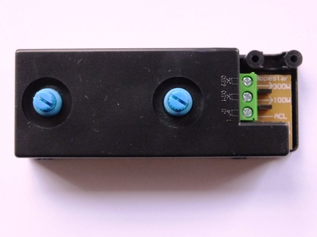 HOPESTAR LD-902 ROTARY DIMMER TRANSFORMER