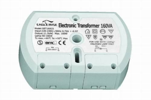 EAGLERISE SET160CK / SET160CS ELECTRONIC TRANSFORMER (2 OUTPUTS)
